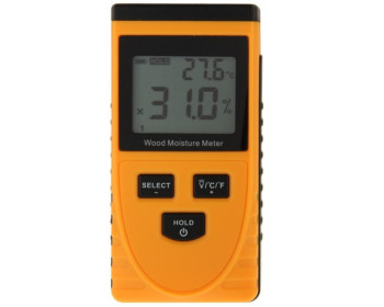 Влагомер древесины и строительных материалов Benetech GM 630-EN-00 ( MD630 )( 0-50% ) ( 0-50°C )