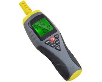 Профессиональный термогигрометр Kecheng KC-321B ( SR5321B ) (0 - 99.9%; -10..+50°C), точка росы DEW