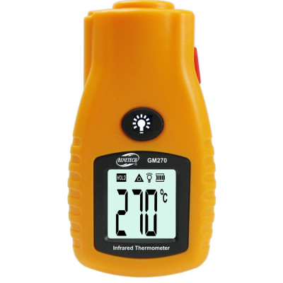 Пирометр Benetech GM270 (от - 32 до +280 ºC) (8:1)