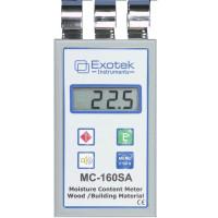 Влагомер древесины и стройматериалов Exotek MC-160SA