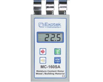 Влагомер древесины и стройматериалов Exotek MC-160SA - 800742969 - Фото - 1