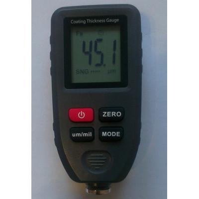 Профессиональный толщиномер лакокрасочных покрытий GX-PRO CT-03 Fe/NFe