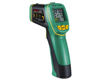 Пирометр Mastech MS6531A (IR: -60 ... +500 °C; ТК: -40 ... 1080 °C)  D:S: 12:1; EMS: 0.10-1.00 с термопарой