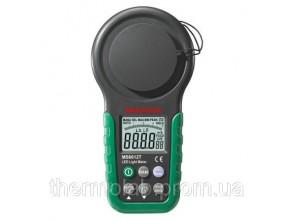 Люксметр Mastech MS6612T (0-200 000 Lux; 0-20000 ФК; 0-999900 CD) 10 режимами для разных типов освещения