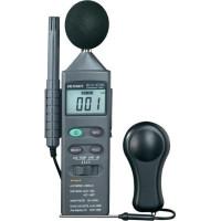 Voltcraft DT 8820 (4 в 1): Шумомер, люксметр, гигрометр, термометр. Германия