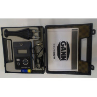 Игольчатый влагомер Gann H35 (0-33%) с ударопрочным электродом М20 для 100 пород. Германия