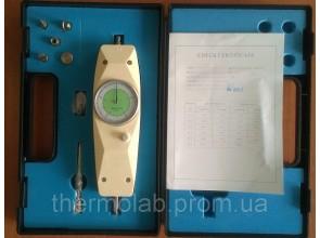 Динамометр аналоговый пружинный универсальный NK-100 (ДА-100, ДУ-100 ) 10 кг/0,1кг