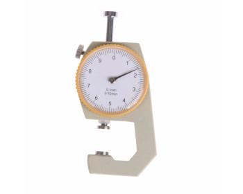 Карманный механически толщиномер TOL-2 0,1 мм/0-10 мм для бумаги, картона, железа, ткани - 800743463 - Фото - 1
