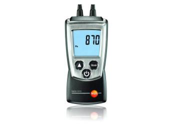 Дифманометр Testo 510 (0 ... 100 мбар / 0.01 мбар) - 800743522 - Фото - 1