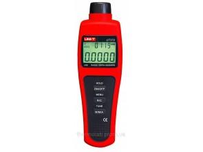 Бесконтактный лазерный тахометр UNI-T UT372 (от 10 до 99999 об./мин) с USB-интерфейсом