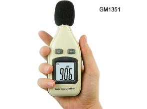 Цифровой шумомер Benetech GM1351 (SR5451) ( 30 — 130 dB)