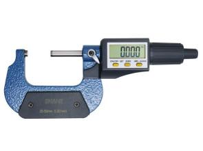 Микрометр цифровой Shahe (5205-50) 25-50/0.001 мм