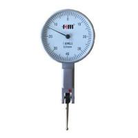 Индикатор рычажно-зубчатый KM-342-32L-8 (0-0,8 мм/0.01mm)