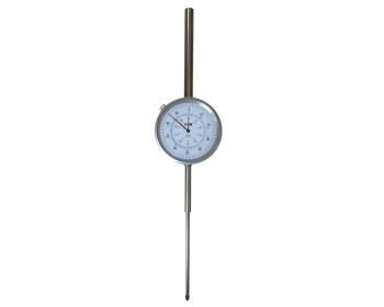 Индикатор часового типа KM-112-100SZ-100 (0-100/0.01 мм) без ушка