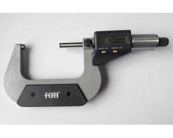 Микрометр цифровой KM-2328-75 / 0.001 (50-75 мм) ±0.003 мм