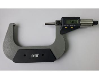 Микрометр цифровой KM-2328-100 / 0.001 (75-100 мм) ±0.003 мм