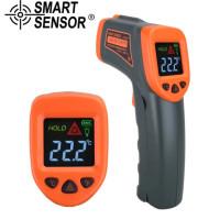 Пирометр инфракрасный с лазерным указателем Smart Sensor AT380+ ( -50... +380℃; 12:1 )