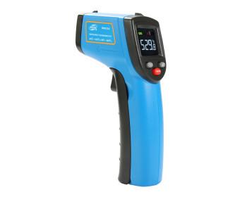 Пирометр Benetech GM533A ( -50~530℃) DS:12:1; EMS:0,1-1,00. Инвертированный дисплей