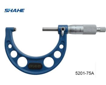 Микрометр Shahe 5201-75A 50-75 мм 0.01 мм