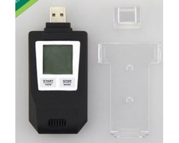 Регистратор температуры и влажности Fresh Keeper 1 (-30°C~70°C; 0-100%) 14400 точек. PDF