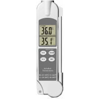 Инфракрасный термометр - пирометр Flus IR-90 (-35…+330)