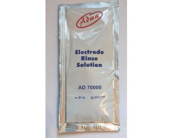 Раствор для очистки электродов РН-метров и ОВП-метров ADWA AD70000 V-20 мл Венгрия