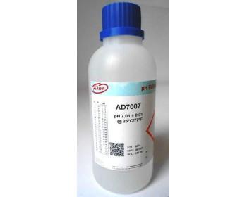 Калибровочный раствор ADWA AD7007 для РН-метров РН 7,01±0,01 Венгрия. 230 ml - 901018516 - Фото - 1