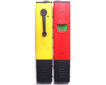 PH метр PH-2012 ( 6012 ) - бюджетный прибор для измерения pH ( рн-метр ). АТС, измерение температуры - 901018533 - Фото - 1