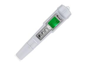 Комбинированный влагозащищённый ОВП/pH/Temp метр CT-6821 с термометром, сменным электродом, АТС