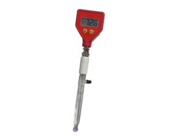 Портативный PH-метр PH-98107 ( KL-98107 ) со сменным стеклянным электродом ( SP300C ), BNC