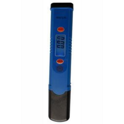 Водозащищенный анализатор качества воды ТДС-метр TDS-982 (солемер) 0-1999 ppm, АТС, противоударный корпус