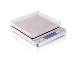 Весы цифровые DTS-200 ( 200г/0,01г ) с функцией счета и съемной крышкой