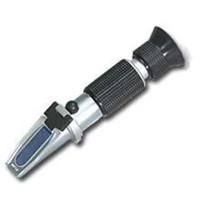 Портативный рефрактометр RHW-25. Со шкалой для измерения алкоголя (0-25%)