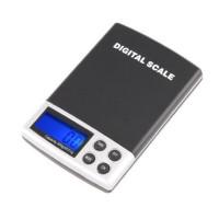 Весы цифровые DS-500 (0.1g /500g) с откидывающейся крышкой