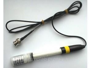 РН-электрод EZODO ID 4410 для вязких веществ с BNC разъемом (Стекло)
