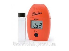 Фотоколориметр HI721 Checker НANNA для определения железа 0-5мг/л,Германия