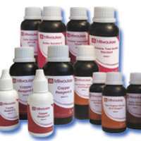 Реагенты для фотометра Mi504-100 cвободный и общий хлор (100 тестов)