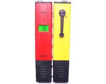 PH метр PH-2011 ( РН-6011 ) - бюджетный прибор для измерения кислотности, АТС