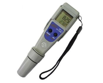 Комбинированный влагозащищённый ОВП/pH/Temp-метр ADWA AD14
