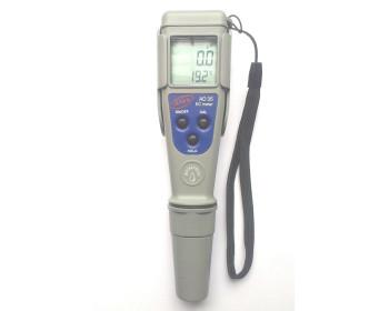 Влагозащищённый кондуктометр ADWA AD35 (EC: от 0 до 199.9 μS/cm; T: от 0.0 до 60.0 °C) АТС, Автокалибровка
