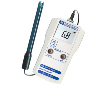 Профессиональный pH-метр Milwaukee MW 100 pH, США