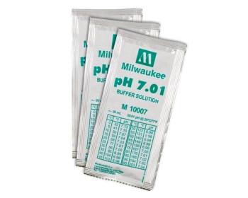 Калибровочный раствор M10007B Milwaukee pH 7.01(20мл),США