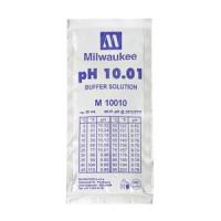 Калибровочный раствор M10010B pH 10.01  MILWAUKEE 20мл,США