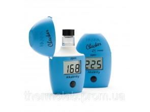 Фотоколориметр HI755 Checker НANNA для определения  щелочности (0-300 мг/л),Германия