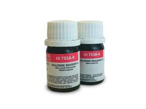 HI-753-25 HANNA  набор тестов для определения хлора(25тестов),Германия