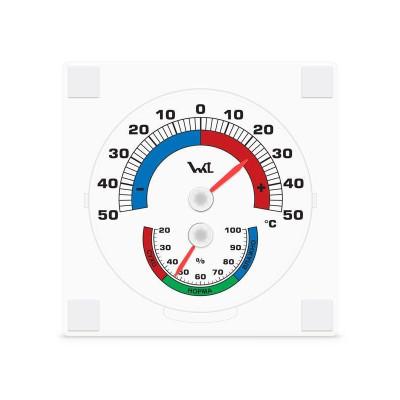 Термогігрометр побутовий ТГО-1 (-50 +50С 20%-100%)
