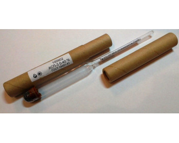 Ареометр для спирта АСП-3 0-40 ГОСТ 18481-81