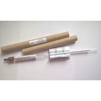 Ареометры для спирта АСП-Т 0-60 % с термометром ГОСТ 18481-81
