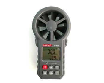 Анемометр Wintact WT87A (0,20-30,00 м/с) с термометром