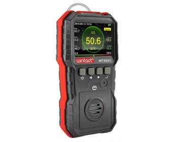 Измеритель концентрации горючих газов Wintact WT8801 (от 0 % до 100 % LEL) Память 120 тыс измерений